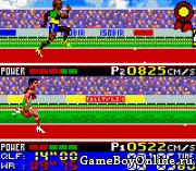 Carl Lewis – Athletics 2000