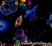 Galaga – Destination Earth
