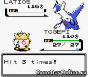 Pokemon Latios (silver hack)